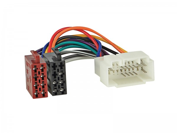 ISO Adapterkabel Honda/Acura/Fiat/Opel/ Nissan/Suzuki