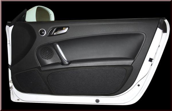 Doorboard für Audi TT 8J, Roadster / Coupe, ab Bj. 06/2006