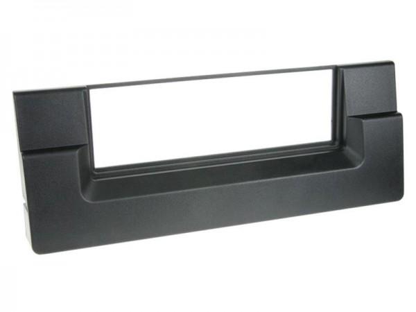 Radioblende BMW 5er (E39) / X5 (E53) schwarz