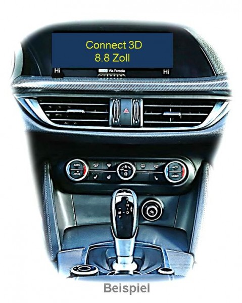 Alfa Romeo Interface für Rückfahrkamera