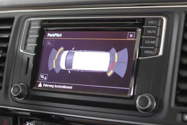 VW T6 7H Park Pilot Front & Heck inkl. OPS - Heckklappe