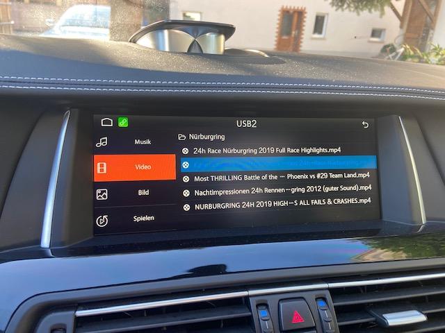 BMW-USB-Video
