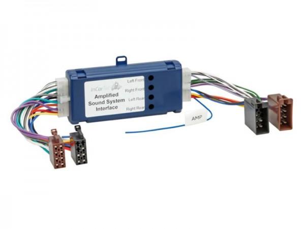 Aktivsystemadapter 4 Kanal > ISO auf ISO