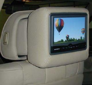 Porsche Cayenne Rear Seat Entertainment Set