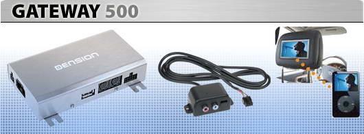 Audi A5 / S5 ( mit MMI ) Ipod Anbindung -Gateway 500