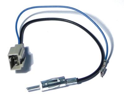 Antennenadapter HONDA / MAZDA - DIN Stecker