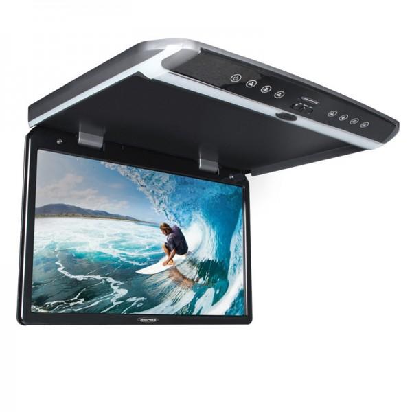 AMPIRE Full-HD Deckenmonitor 47cm (18.5'') mit mit HDMI-Eingang