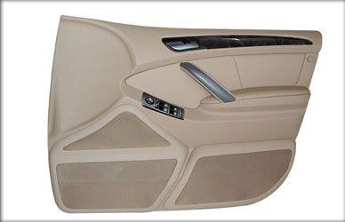 BMW X5 Doorboards mit Lautsprechern
