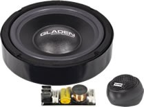 Gladen ONE 200 T5 VW Lautsprechersystem