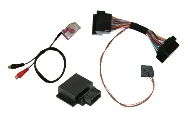 AUX IN Adapter Audi Navigationseinheit RNS-E
