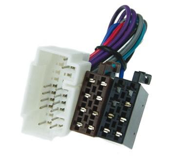 KFZ-spezifischer Adapter ISO auf HONDA/NISSAN/SUZUKI