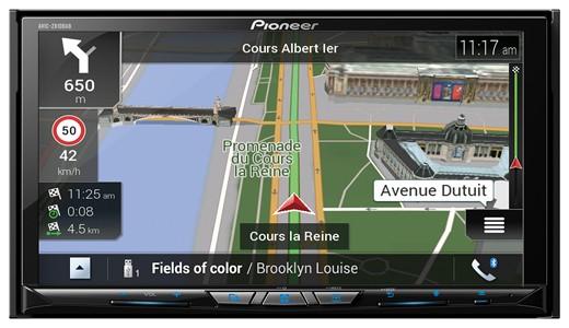 PIONEER AVIC-Z820DAB Multimedia Navigation 2-DIN