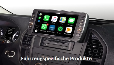 Radios Wohnmobil