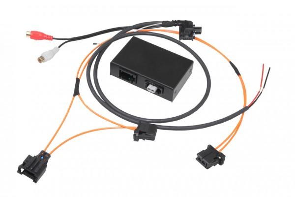Bluetoothstreaming A2DP für Audi MMI 2G