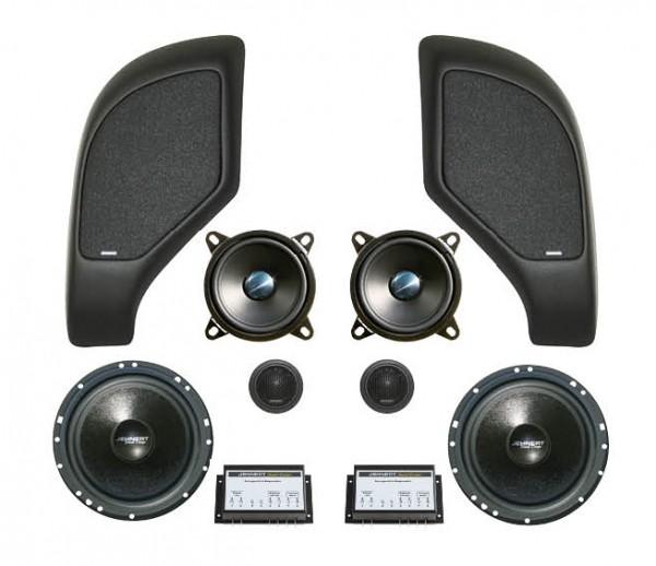 Fiat Ducato III – Soundpaket 2 ( Farbe Grau )