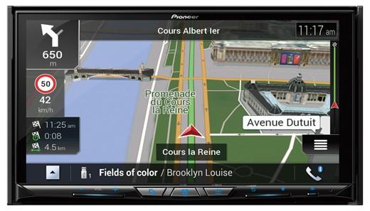 PIONEER AVIC-Z920DAB Multimedia Navigation 2-DIN