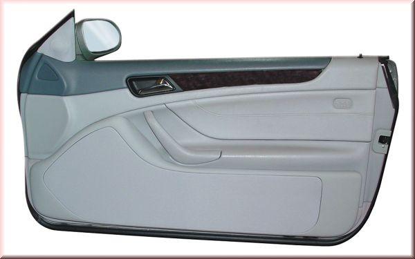 Doorboard für Mercedes CLK W 208 Cabrio und Coupe