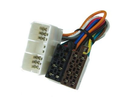 KFZ-spezifischer Adapter ISO auf SUBARU bis 05/1999