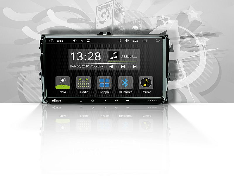 Radio / Navigationssystem
