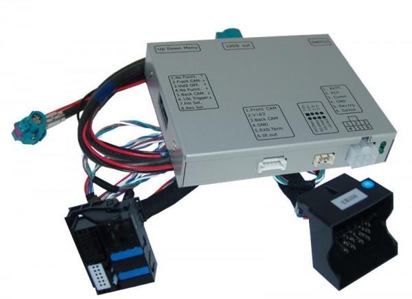 Rückfahrkamera Interface passend für BMW CIC-E/F, 4pin HSD