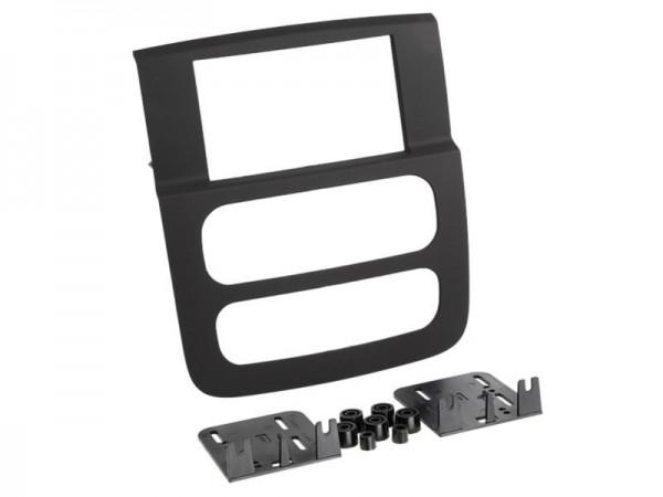 Doppel Din Radioblende Dodge RAM 2002-2006 schwarz