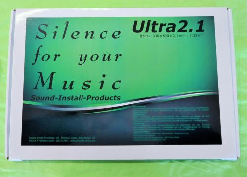 Alubutyl Ultra 2.1 8 Stck. im Pack