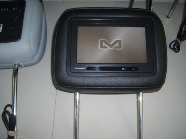 Ford Kopfstützenset mit DVD Player