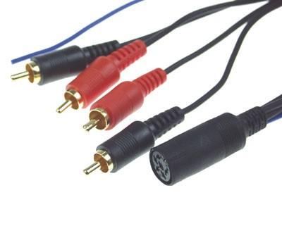 Aktivsoundsystem Adapter VOLVO