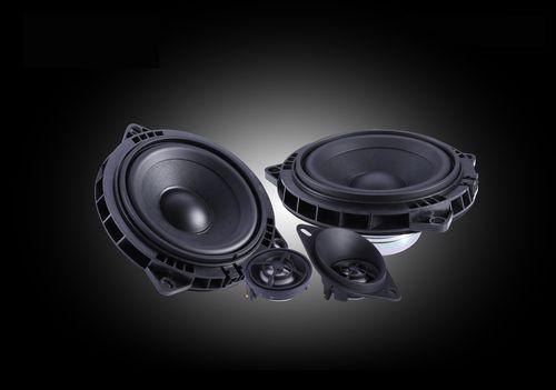 Steg BM 4C 2-Wege 10cm Lautsprechersystem für BMW