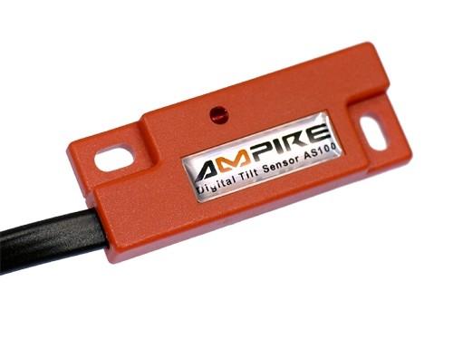 AMPIRE Sensor, Abschleppschutz für Alarmanlagen