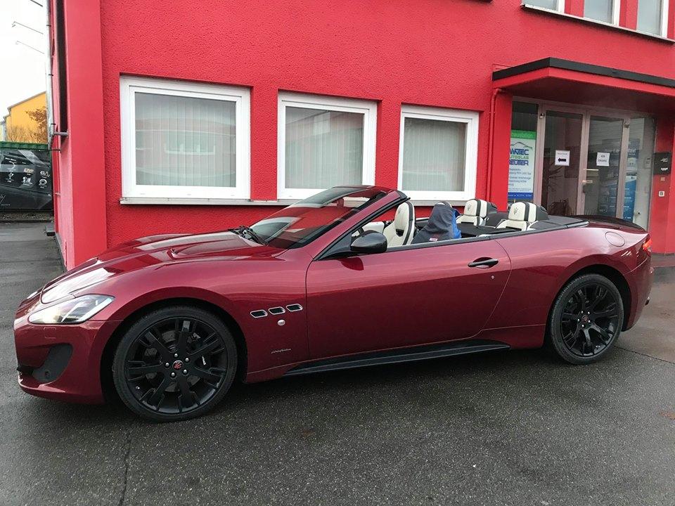 Maserati-Rueckfahrkamera