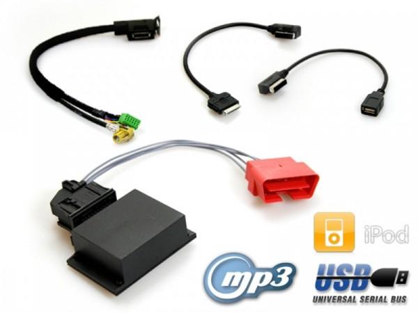 AMI - Audi Music Interface - Audi A6 4G / A7 4G ( Ipod )