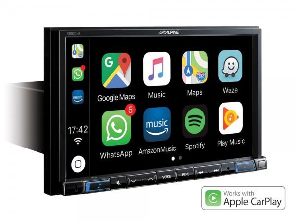 Alpine X803D-U Navigationsradio