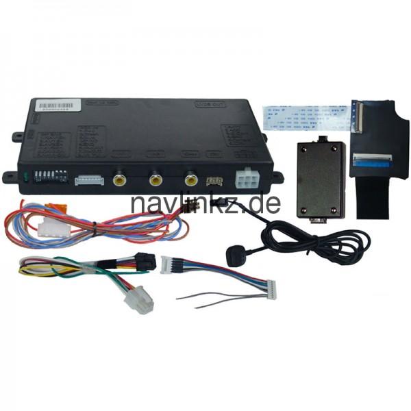 Videointerface (kein Ton) für Opel Navi DVD800/CD500