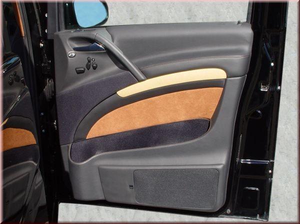 Doorboard für Mercedes Vito W/V 639, ab Bj. 2003