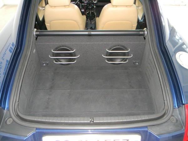 Audi TT 8j Subwoofer Fahrzeugspezifisch