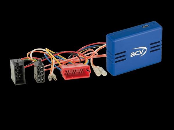 Porsche 911,Boxster,Cayman,Cayenne Can Bus Adapter und Radioblende