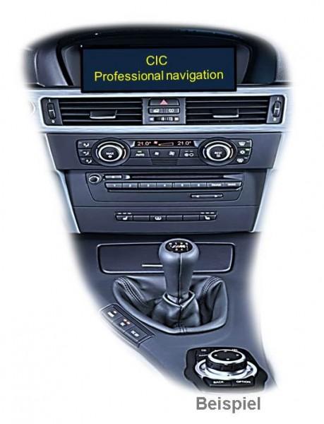 Rückfahrkamera Kopmplettset passend für BMW CIC-E/F, 4pin HSD