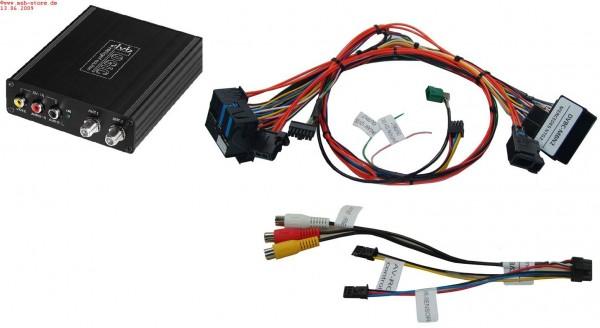 USB-Interface inkl. TV-Frei für Mercedes NTG2