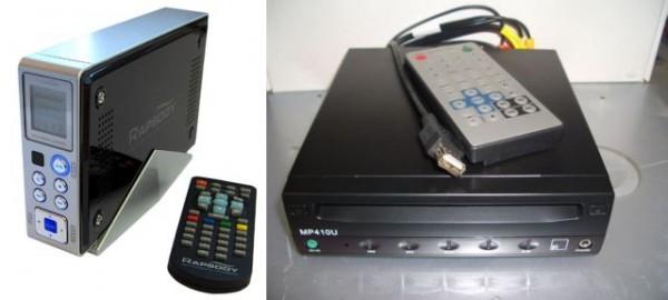VW Touran DVD Player und HDD Player Set