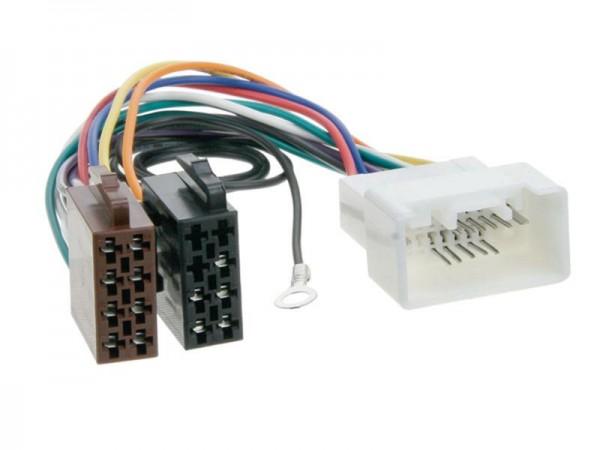 ISO Adapterkabel Mitsubishi / Citroen / Peugeot / Fiat