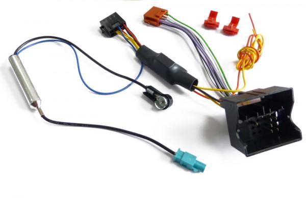 Quadlock-ISO Adapter OPEL