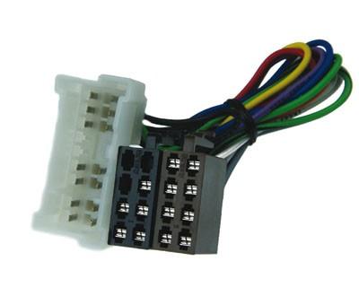 KFZ-spezifischer Adapter ISO auf HYUNDAI