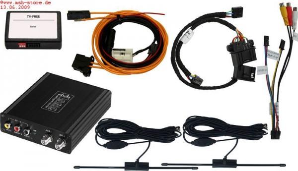 BMW 7er e65 DVB-T Set