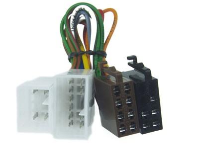 KFZ-spezifischer Adapter ISO auf TOYOTA/DAIHATSU/SUBARU