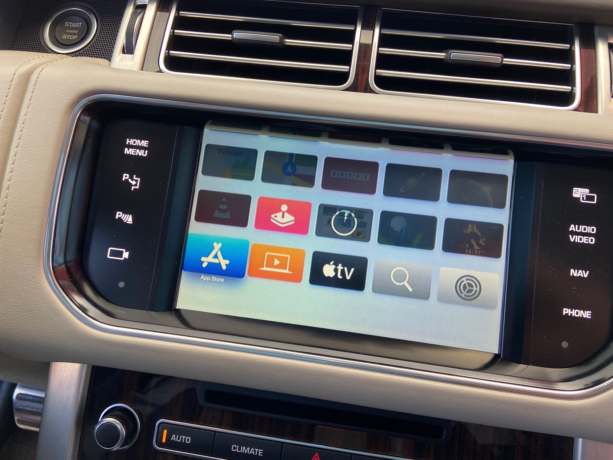 Range-Rover-Apple-TV-nachrusten