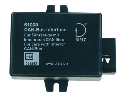 "CAN BUS Interface - ""Zweite Generation"""