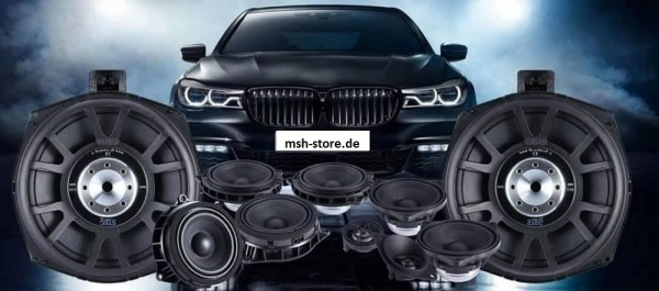 BMW Soundsystem Steg - Eton DSP Version