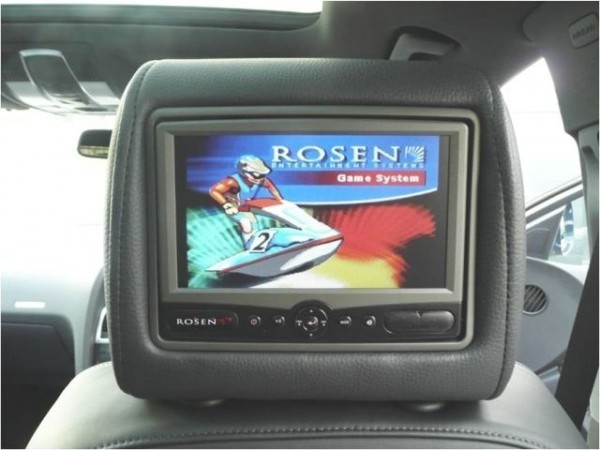 Volvo XC 90 Rear Seat Entertainment Set