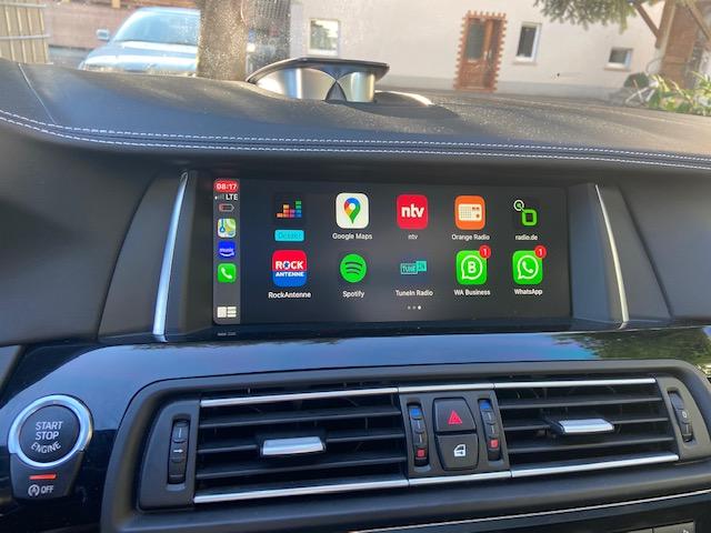 BMW-Spotify